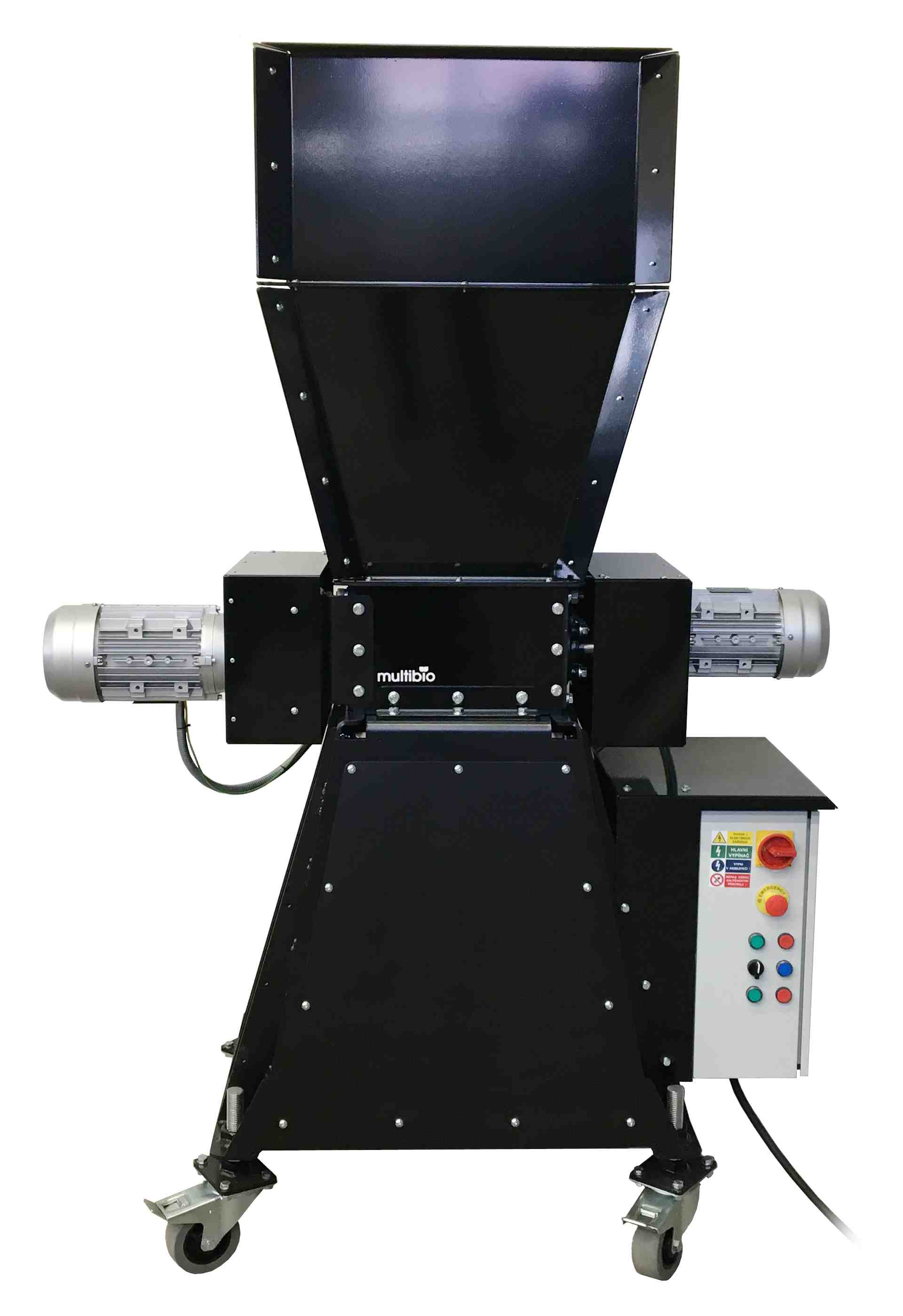 Chipboard Crusher electronic